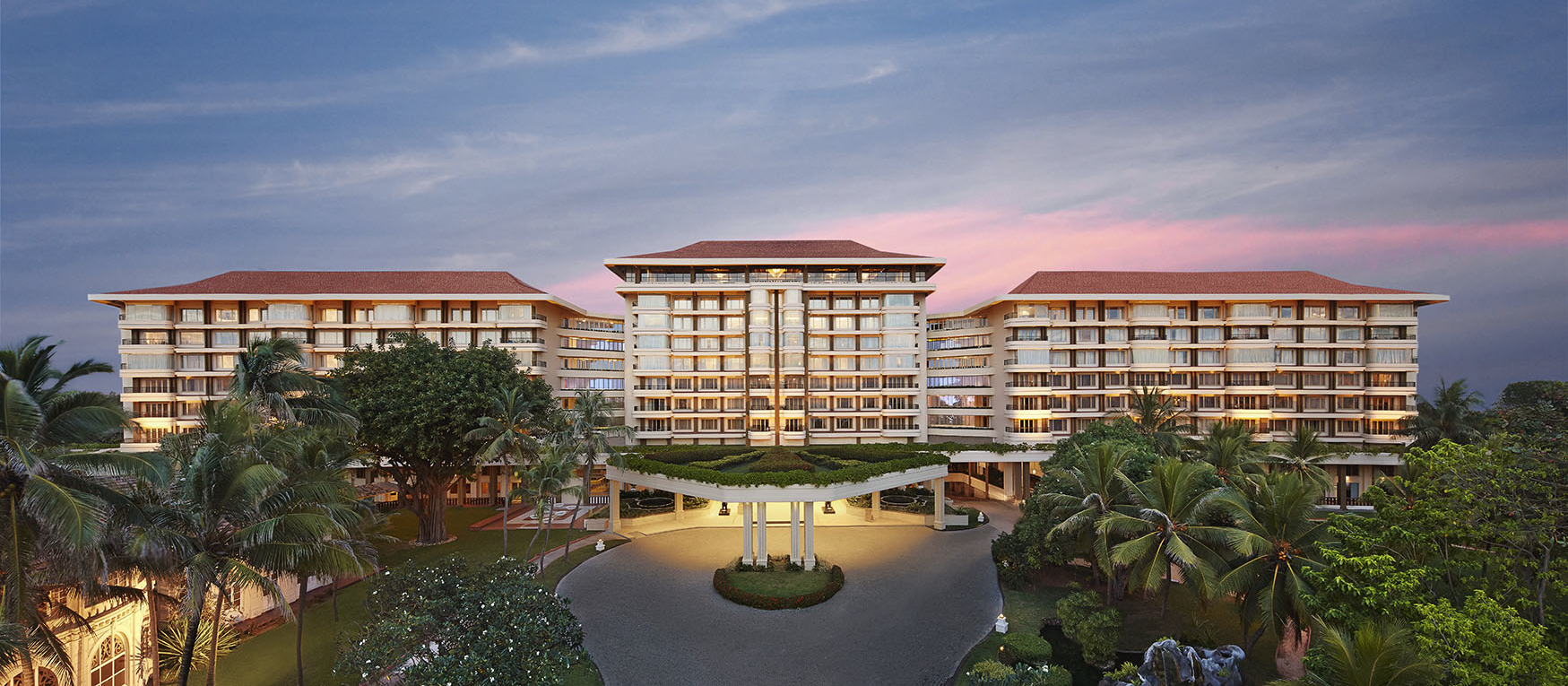 Luxury Hotel in Sri Lanka - Taj Samudra