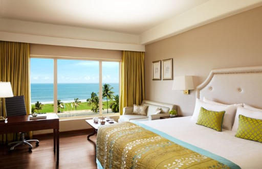 Deluxe Rooms With Ocean Facing View at Taj Samudra, Colombo