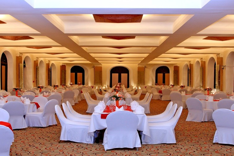Crystal Ballroom at Colombo - Taj Samudra - 2