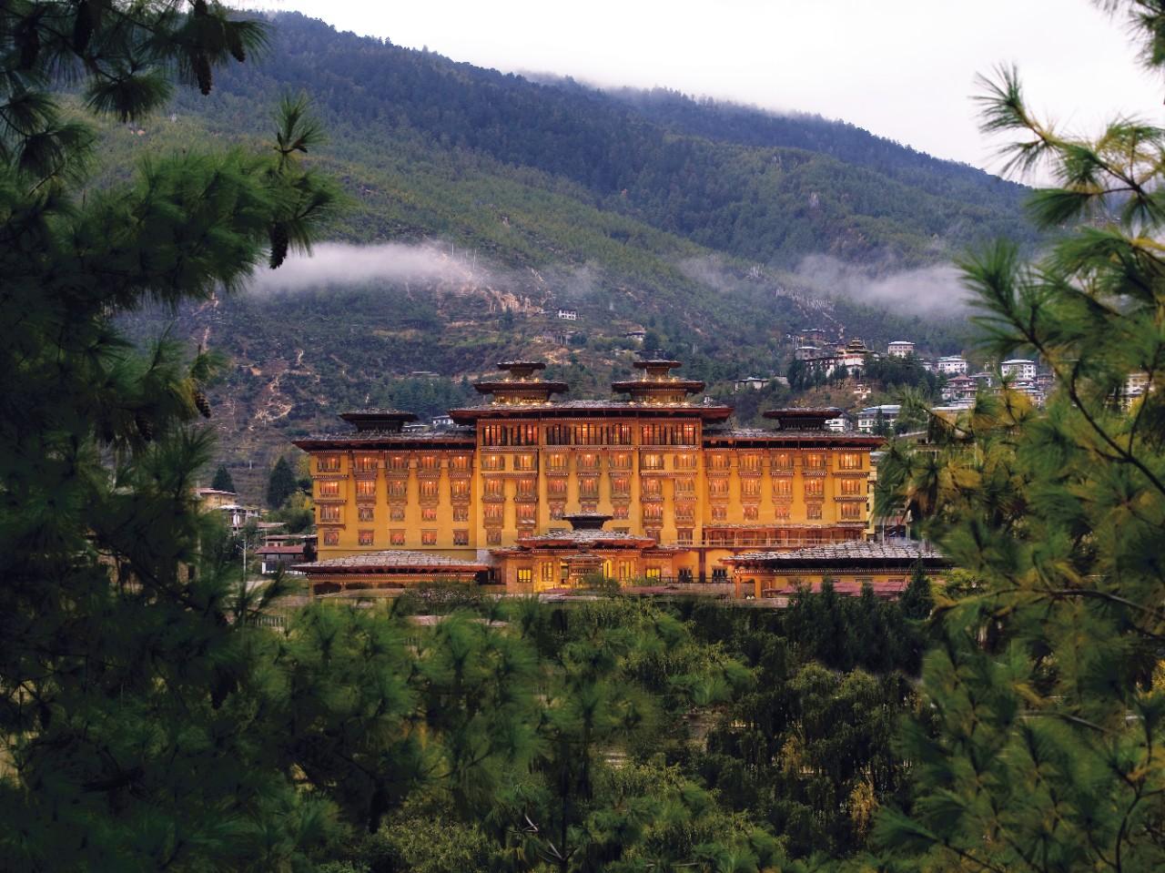 5 Star Hotel in Thimphu, Bhutan | Taj Tashi, Thimphu