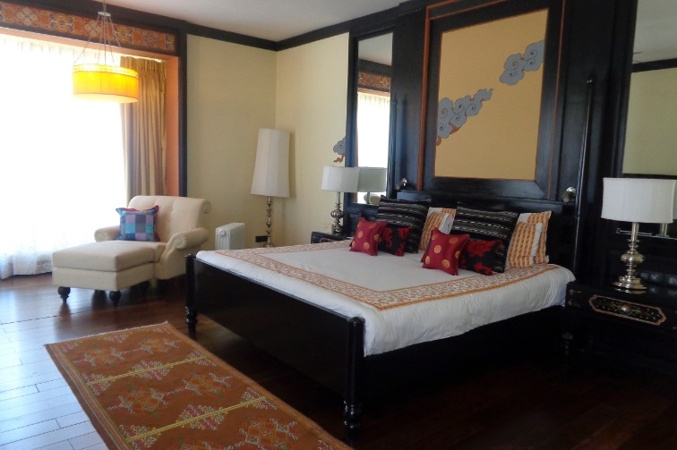 Luxury Suites at Taj Tashi, Timphu, Bhutan - 2