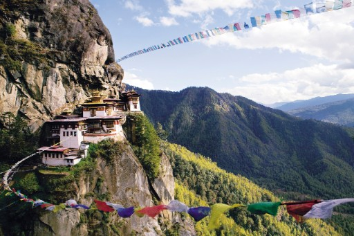 Explore Bhutan with a stay at Taj Tashi, Timphu, Bhutan - 4