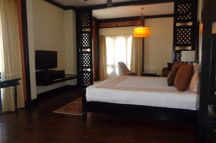Luxury Rooms at Taj Tashi, Timphu, Bhutan - 2