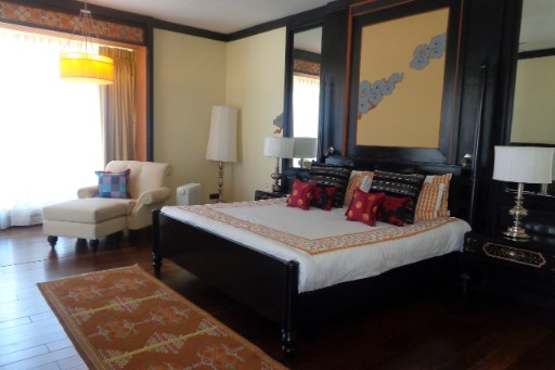 Luxury Suites at Taj Tashi, Timphu, Bhutan - 1
