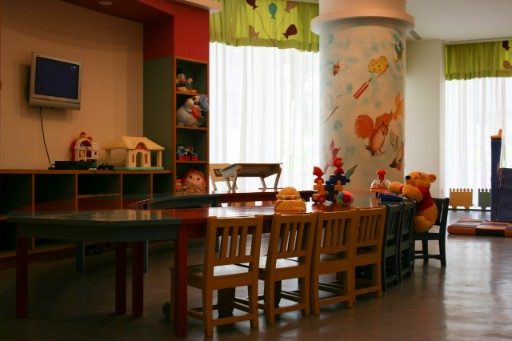 Children's Play Areas at Taj Wellington Mews, Mumbai