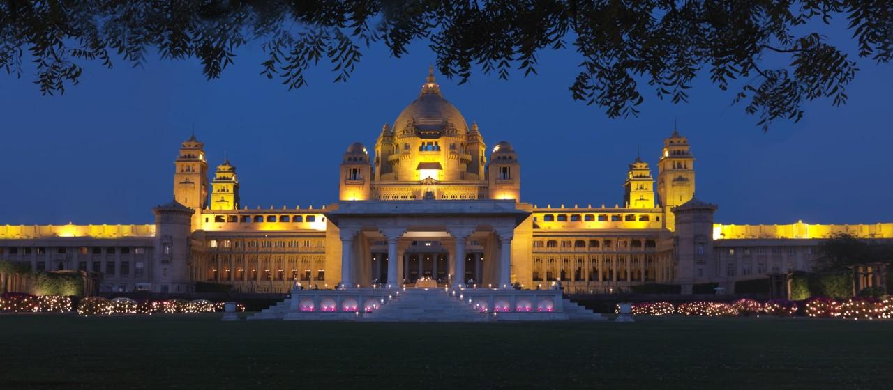 Umaid Bhawan Palace, Jodhpur - 5 Star Palace Hotel by Taj
