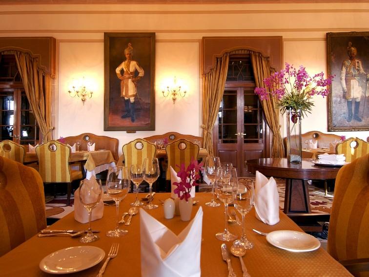 Luxury Dining at Umaid Bhawan Palace, Jodhpur