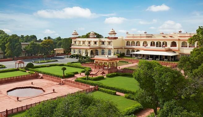 Jai Mahal Palace Jaipur