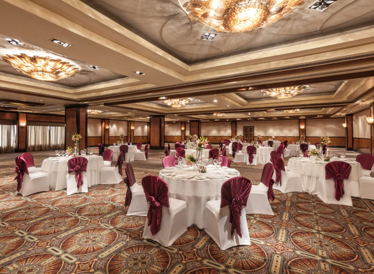 Trinity Hall Event Venue at Taj MG Road, Bengaluru