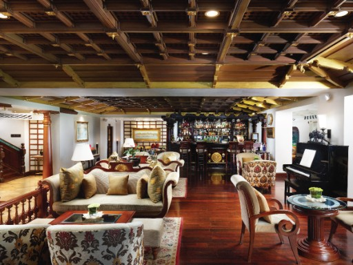 Best Bar in Kochi at Taj Malabar Resort & Spa, Cochin