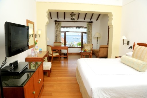 Premium Sea View Room at Taj Malabar Resort & Spa, Cochin