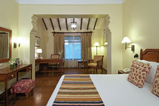 Superior Heritage Room at Taj Malabar Resort & Spa, Cochin