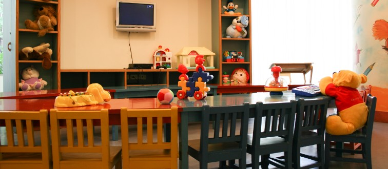 Kids Play Corner at Taj Wellington Mews, Mumbai