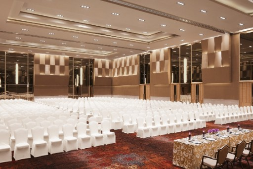 Luxury Banquet Hall in Bangalore at Taj Bangalore