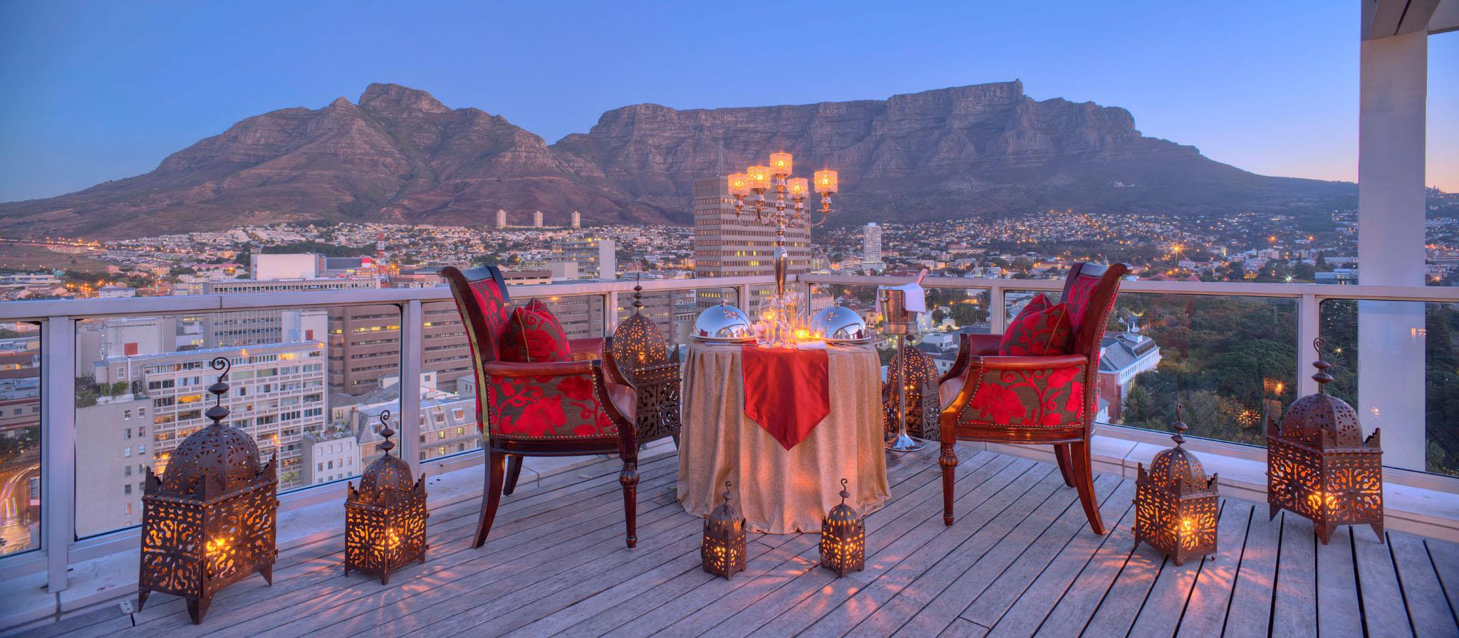 Luxury Hotel In Cape Town