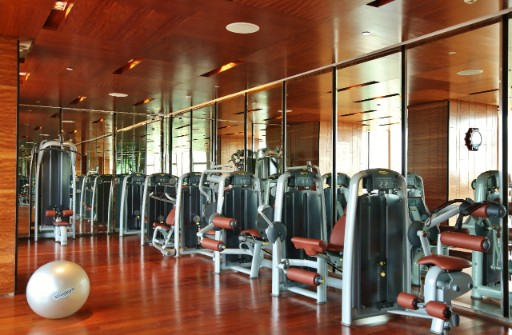 Fitness Centre in Gurugram at Taj City Centre Gurugram