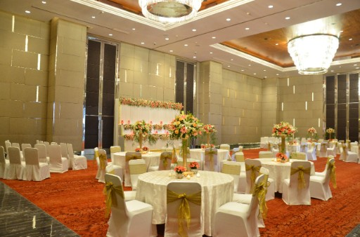 Event Venues in Gurugram at Taj City Centre Gurugram