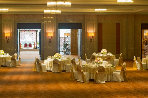 Grand Ballroom at Wedding venues at Taj Coromandel, Chennai