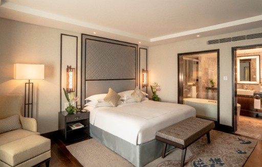 Grand Luxury Suite at Taj Coromandel, Chennai
