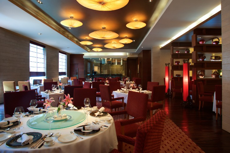 Golden Dragon Restaurant at Taj Coromandel