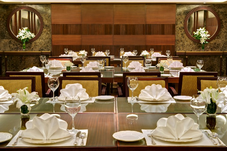 Willingdon boardroom at Taj Coromandel