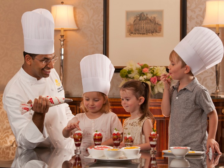 Kids Experience at Taj Jumeirah Lakes Towers