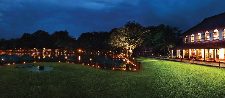 Must dos with Vivanta by Taj - Kumarakom, Kerala