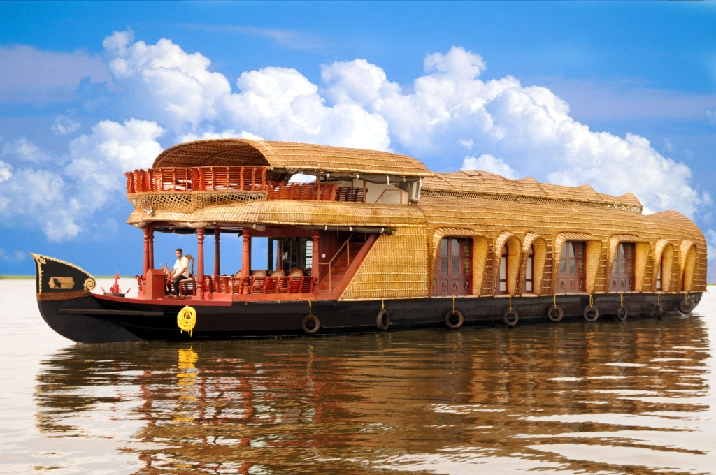 House Boat for Overnight stay and Lunch Cruise