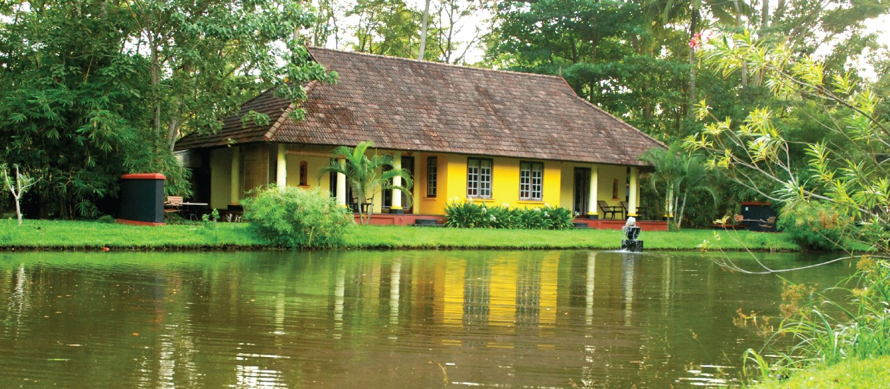 Luxury Villas at Vivanta by Taj - Kumarakom, Kerala