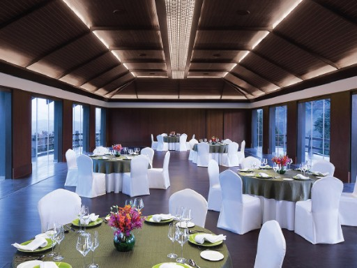 The Soiree Hall - Banquet & Events Venue in Coorg at Taj Madikeri, Coorg