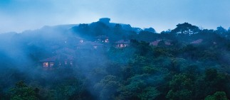 Five Star Resort - Taj Madikeri Resort & Spa, Coorg-16x7