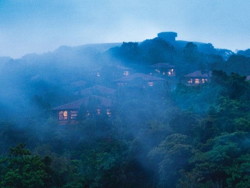 Coorg Facade view - Taj Madikeri Resort & Spa, Coorg