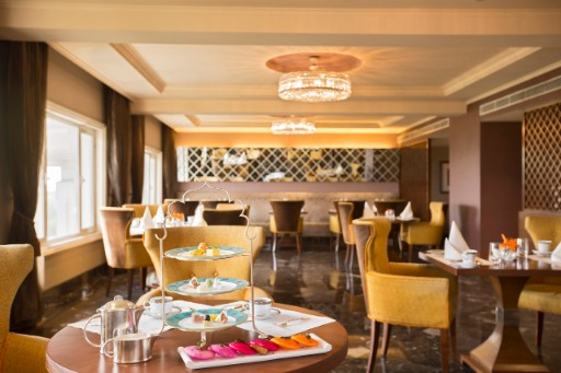 Signature Hospitality at Tea Lounge at Taj Palace-3x2