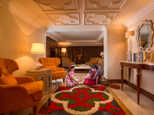 Activites for Kids at Taj Palace