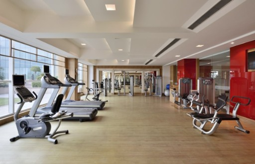 Taj Hotel & Convention Centre Agra - Hotel Gym in Agra