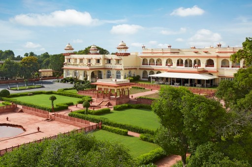 A masterpiece of Indo-Saracenic architecture, Jai Mahal Palace is set amidst acres of landscaped Mughal gardens and dates back to 1745. This incomparable palace is an archive of Rajasthanâ  s history.