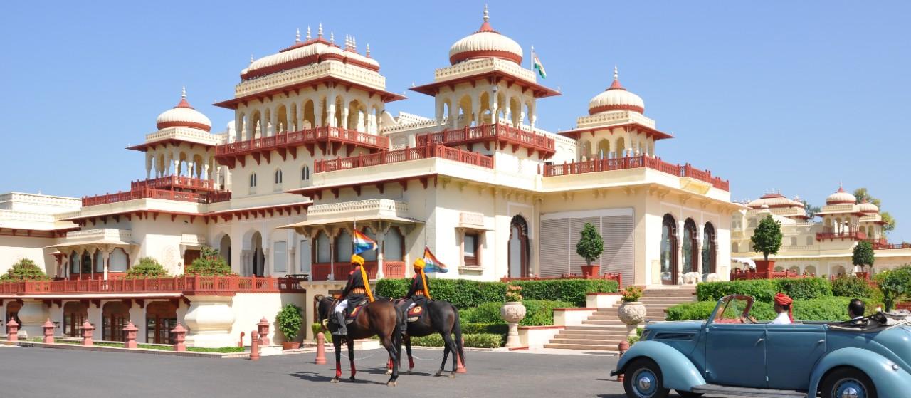 5 Star Heritage Hotel In Jaipur - Rambagh Palace, Jaipur