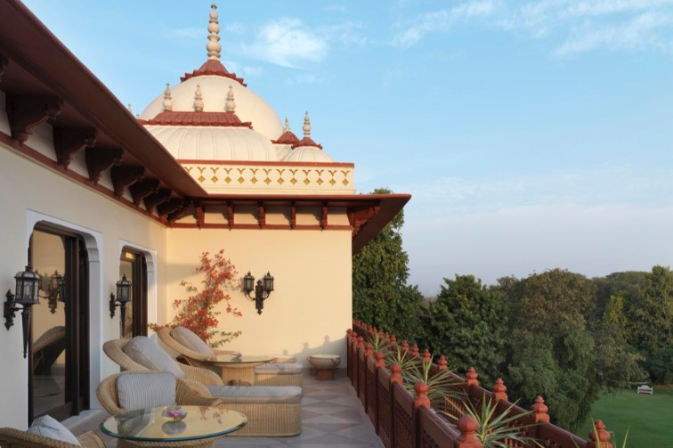Luxury Rooms in Jaipur at Rambagh Palace, Jaipur
