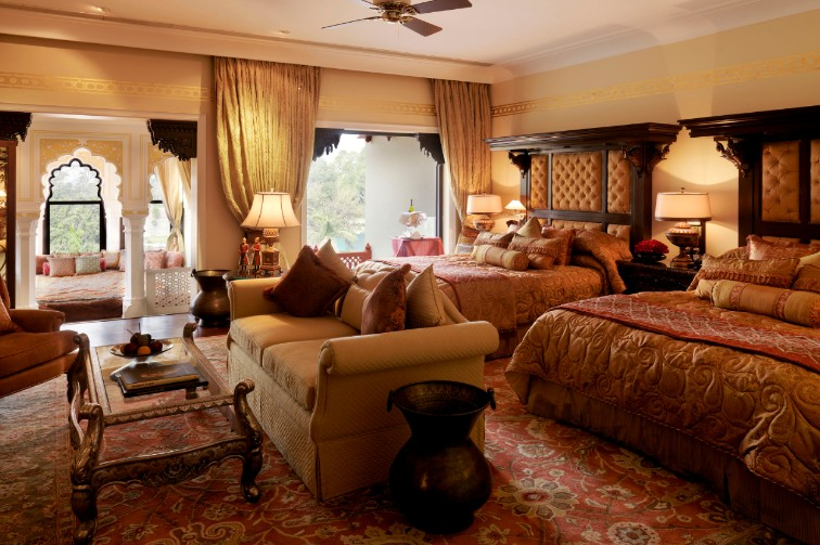 Royal Suites in Jaipur at Rambagh Palace, Jaipur