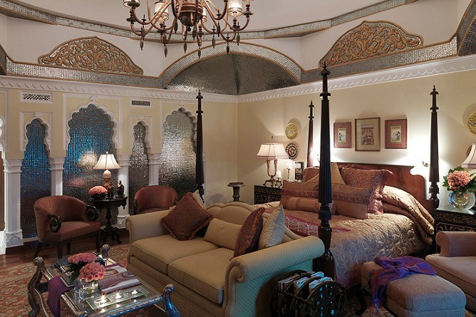 Historical Suites at Rambagh Palace, Jaipur