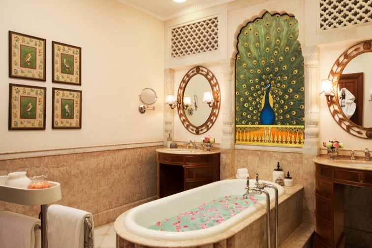 Royal Suite at Rambagh Palace, Jaipur