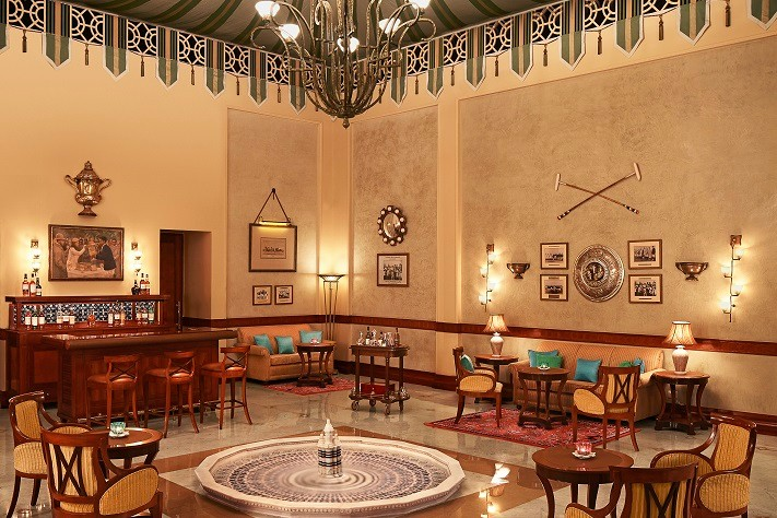 Polo Bar - Rambagh Palace, Jaipur