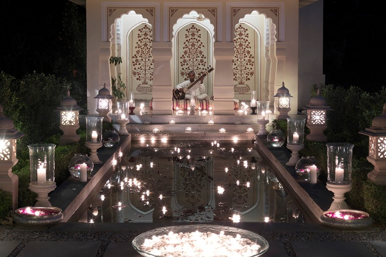 Royal Spa at Rambagh Palace, Jaipur