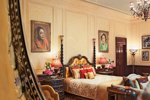Luxury Maharani Suite - Rambagh Palace, Jaipur