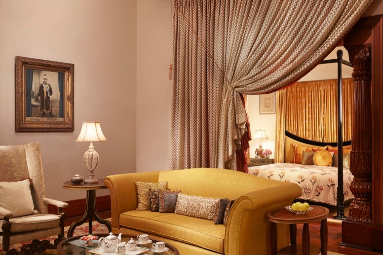 Historical Suite - Rambagh Palace, Jaipur