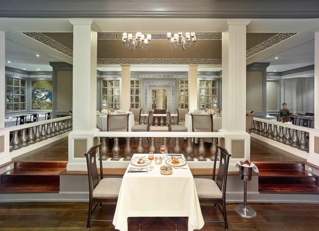 Taj Bengal, Kolkata - Fine Dining Experience