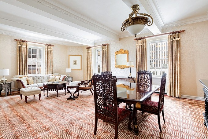 Luxury Rajput Suite at The Pierre, New York
