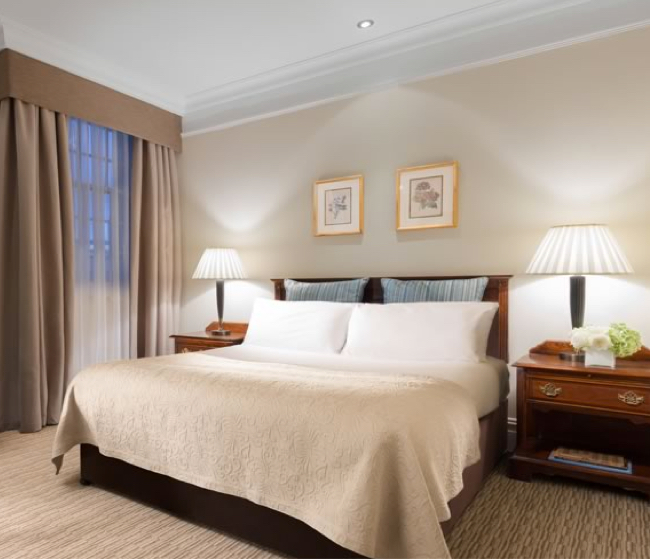 Luxury Guest Room - Taj Hotels