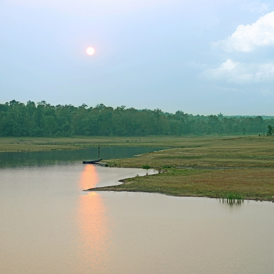 Kohka Lake Pench National Park