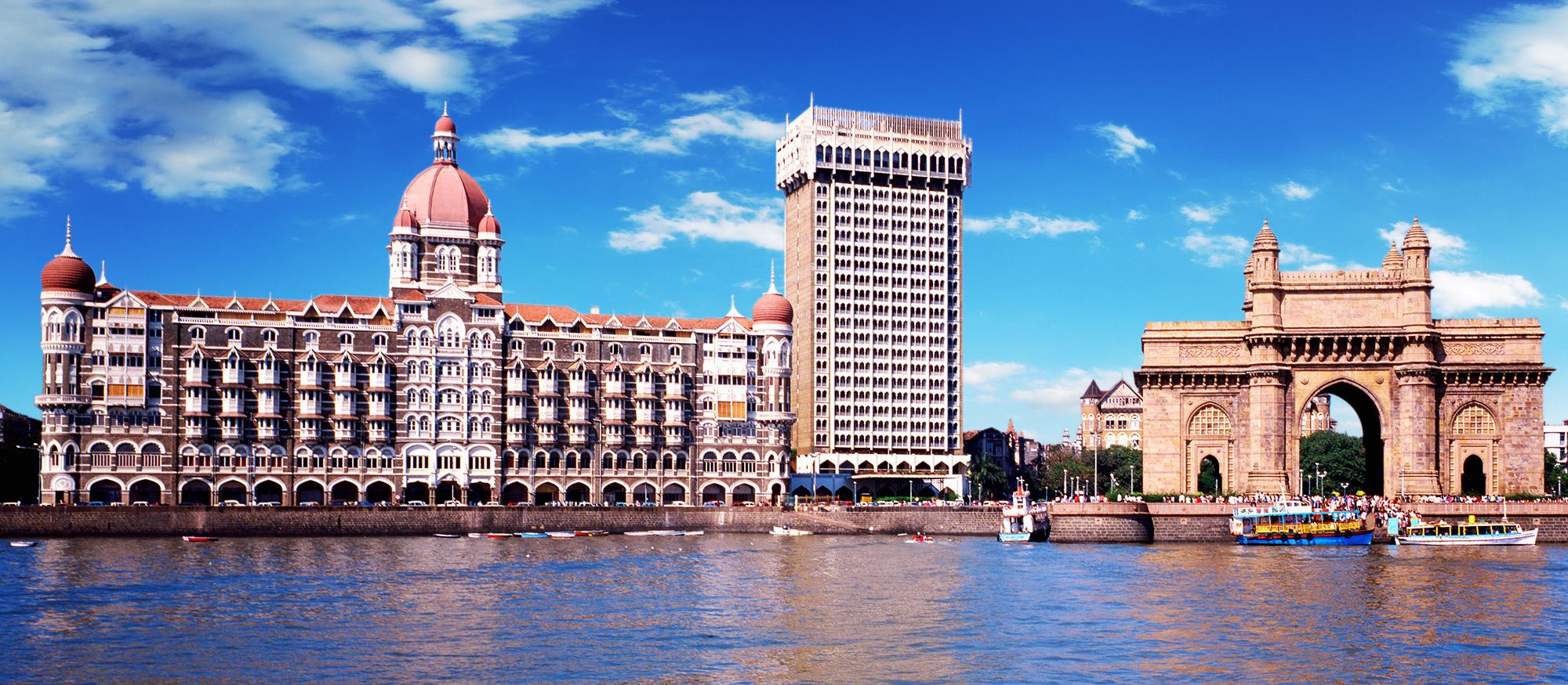 Image result for The Taj Mahal Palace, Mumbai